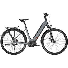 Kalkhoff Entice 5.B Tour E-Trekking Bike Wave 500Wh grey